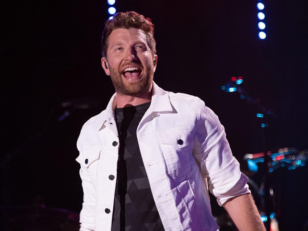 "Brett Eldredge & Meghan Trainor Cross Paths on Upcoming ""CMT Crossroads"""