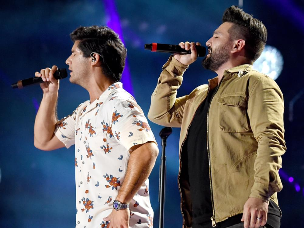 "Dan + Shay Drop Vocal-Only Versions of ""Tequila"" and ""Speechless"" [Listen]"