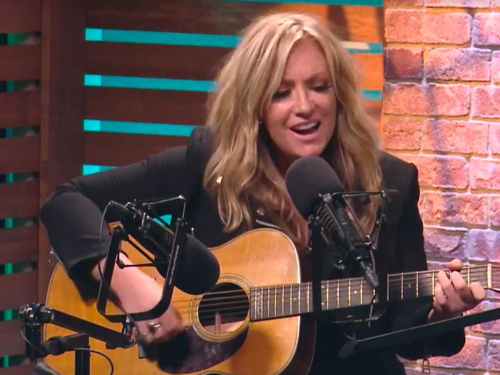 "Watch Clare Dunn's Dynamic Performance of New Single, ""More,"" at the Nash Campus"