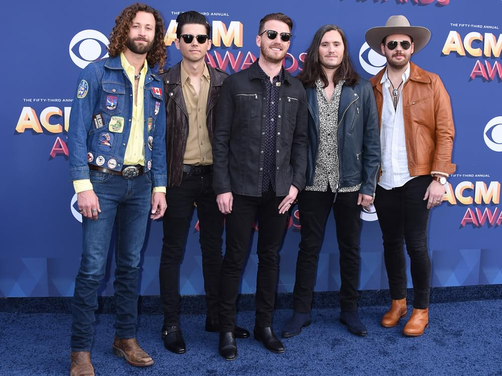 "LANCO Announces Headlining ""Hallelujah Nights Tour"""