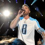 "Brett Young Tops the Charts for the Second Straight Week With ""Mercy"""