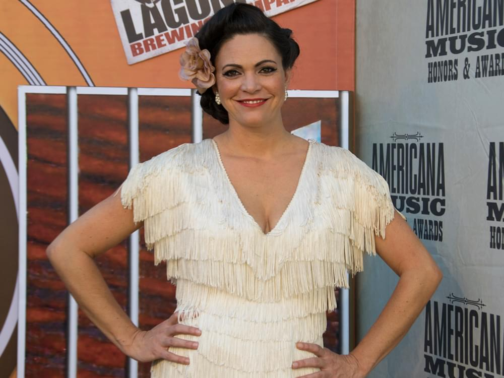 "Angaleena Presley Announces Pregnancy: ""I'm Ready to Rock Being an Older Mom"""