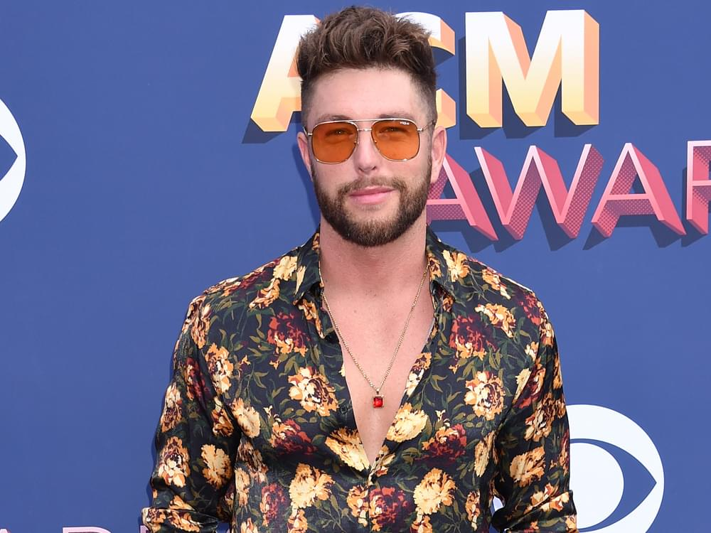 "Chris Lane Announces ""Laps Around the Sun Tour"" With Mason Ramsey"