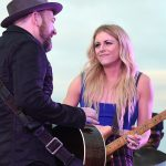 """Watch Lindsay Ell Perform """"Criminal"""" With Kristian Bush at Rooftop Concert"""