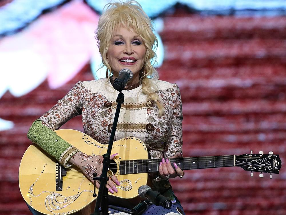 "Dolly Parton Hopes to ""Uplift Women"" in New Song That Highlights 19th Amendment: Women's Right to Vote [Listen]"