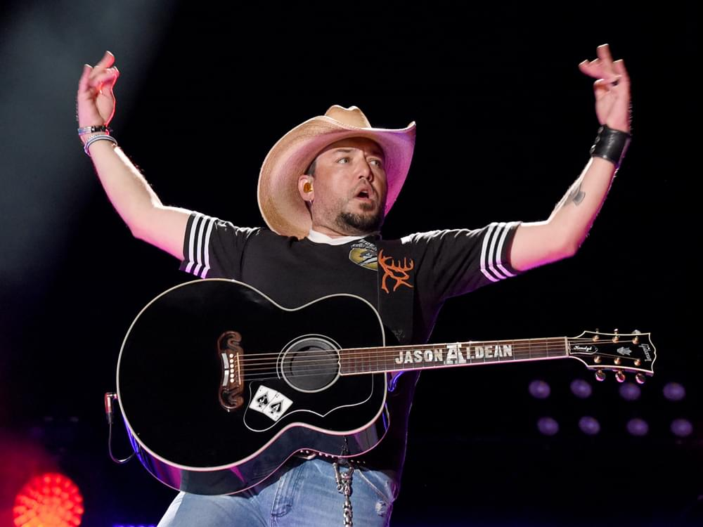 "Jason Aldean's 3rd Annual ""Concert for the Kids"" Raises $621,000 to Benefit Hometown Hospital"