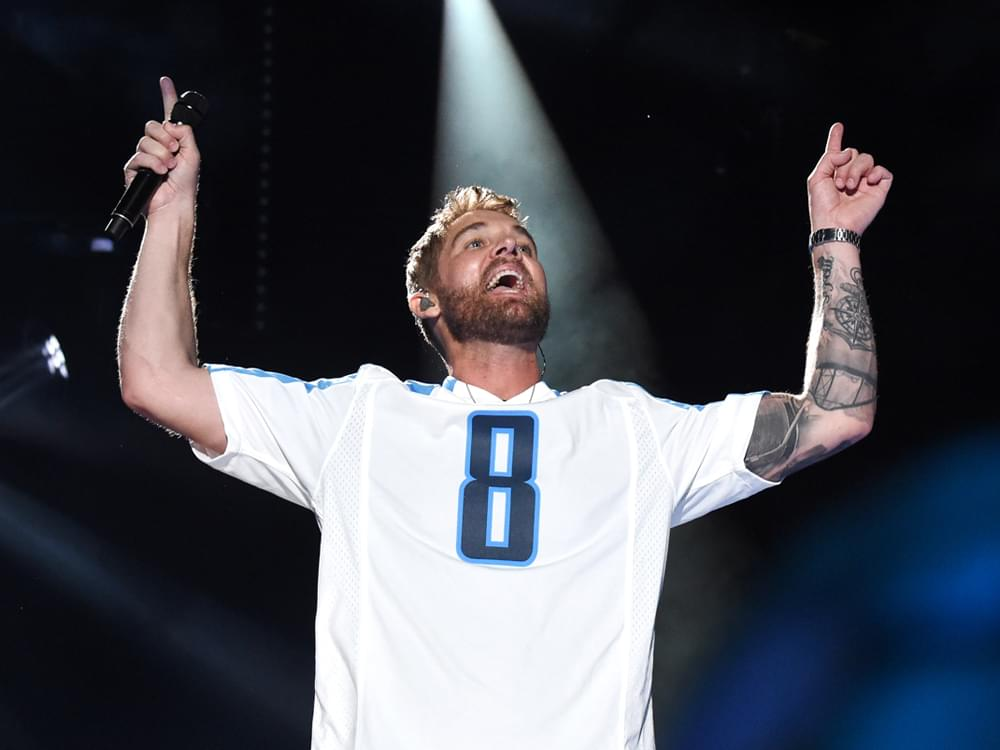 "Brett Young Reveals Release Date and Track List for Sophomore Album, ""Ticket to L.A."""