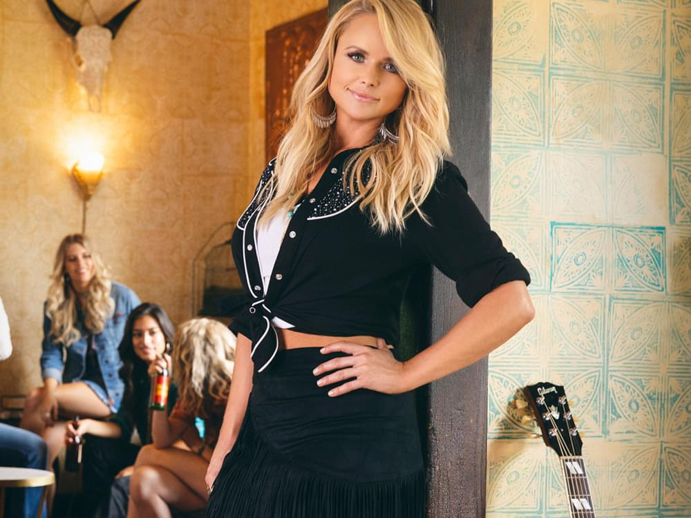 "Miranda Lambert Launches New ""Idyllwind"" Clothing Line"