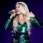 "Carrie Underwood to Perform at the ""American Music Awards"" on Oct. 9"