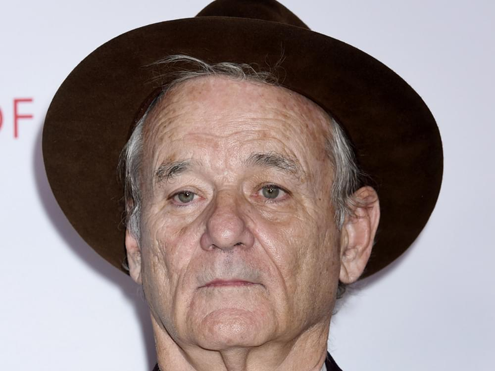 Bill Murray Makes Surprise Grand Ole Opry Debut Alongside John Prine & the SteelDrivers [Watch]