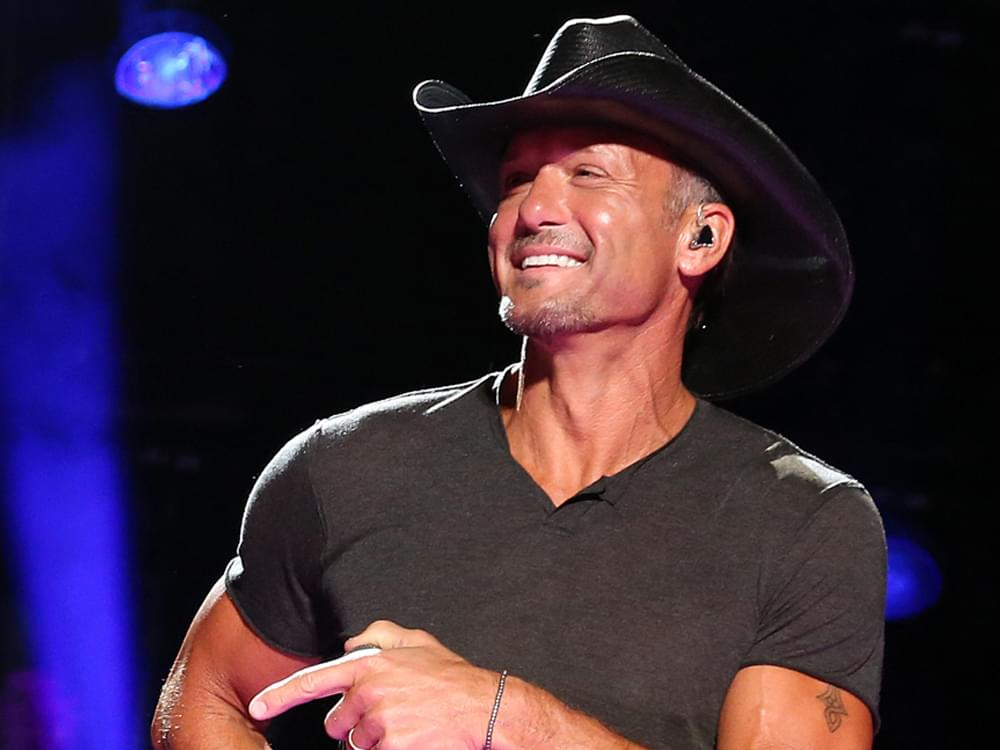 "Tim McGraw Releases Two New Songs on Oct. 4: ""Neon Church"" and ""Thought About You"" [Listen Now]"