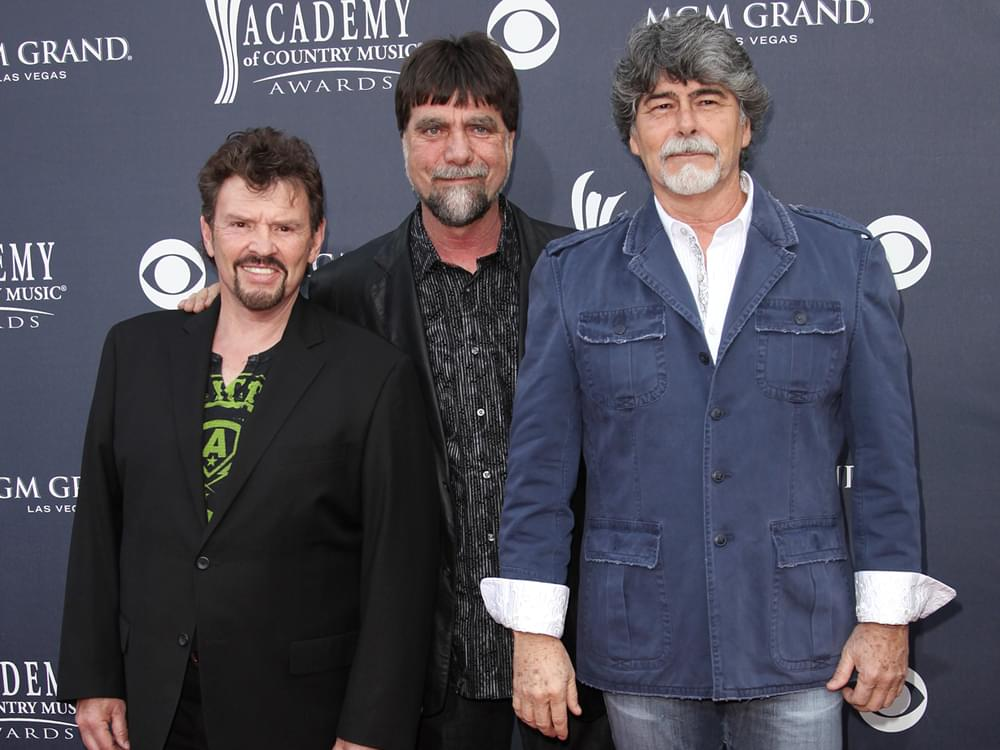 Alabama Announces 50th Anniversary Tour