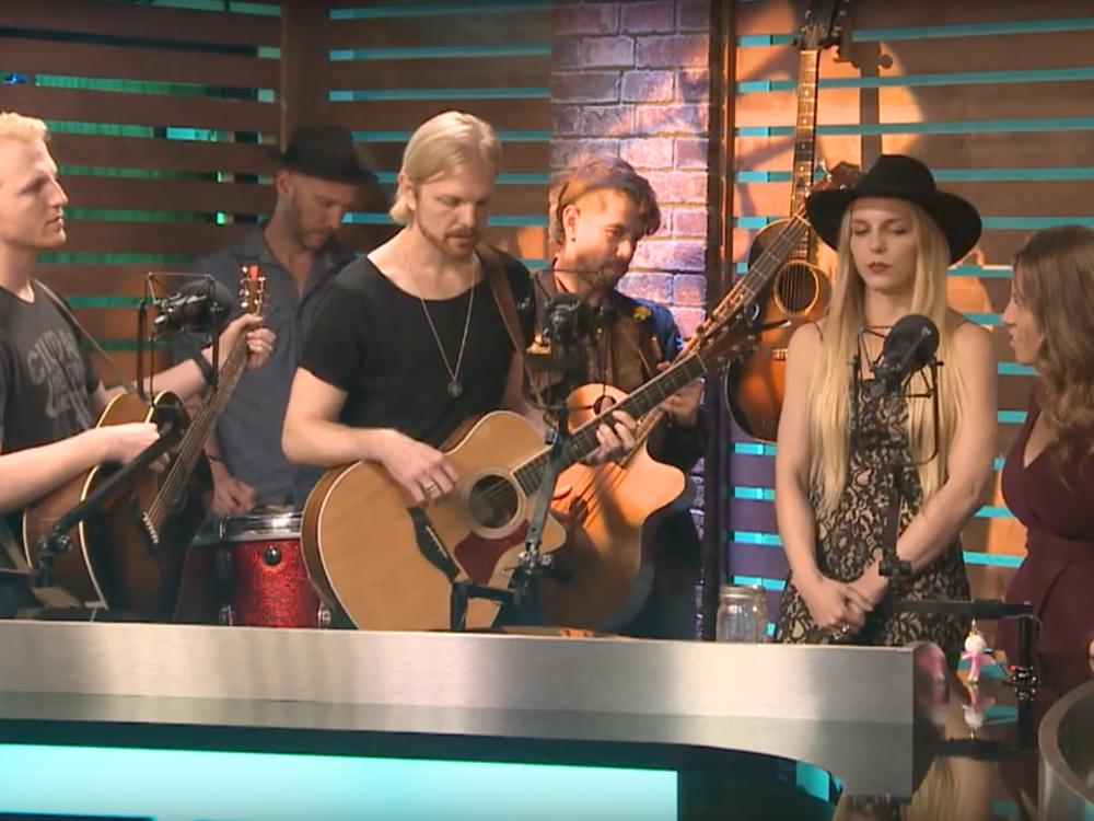 "Watch Delta Rae ""Play It Forward"" With Stunning Cover of Cam's ""Diane"""