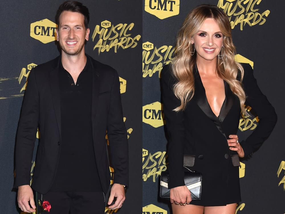 "Carly Pearce & Russell Dickerson Team Up for Co-Headlining ""The Way Back Tour"""