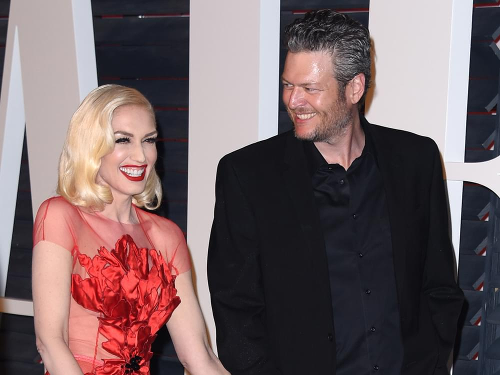 Image result for blake shelton and gwen