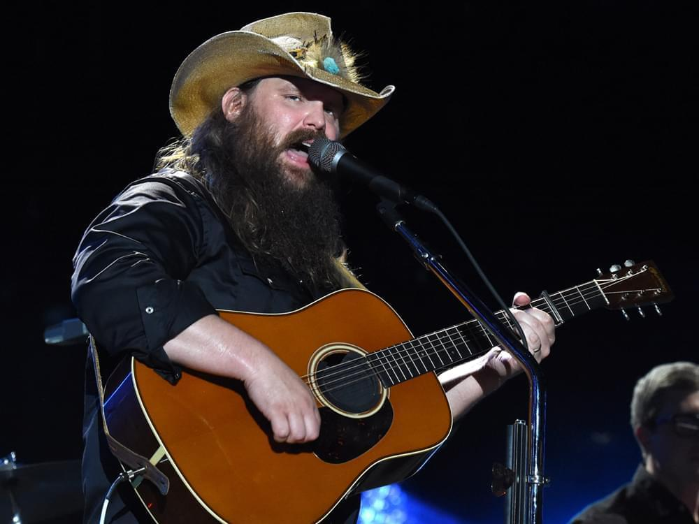 "Listen to Chris Stapleton's New Song, ""The Ballad of the Lonesome Cowboy,"" From ""Toy Story 4"""