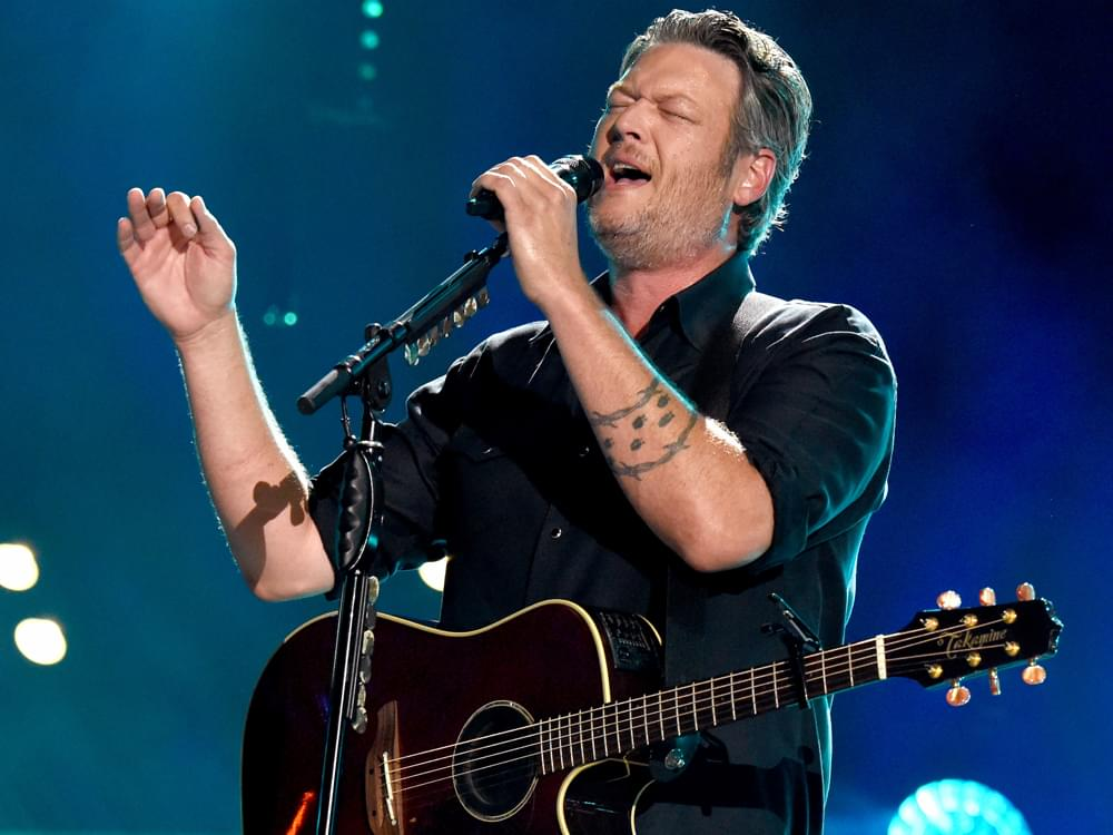 "Blake Shelton Covers Eddie Rabbitt's ""Every Which Way But Loose"" in Final Song on Throwback Series [Listen]"