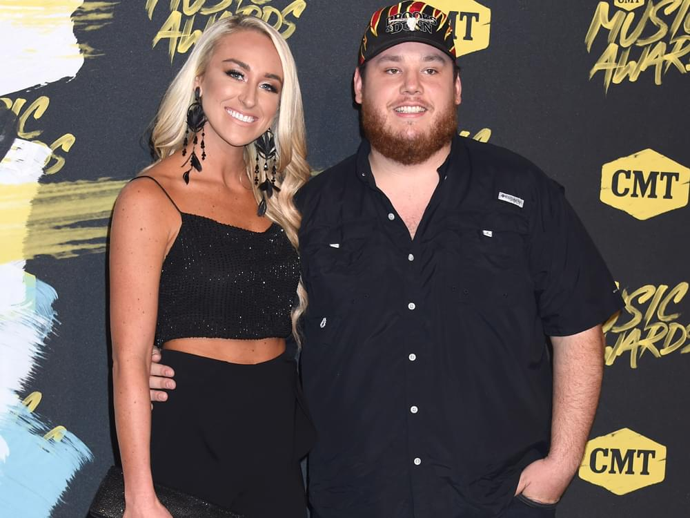 Luke Combs Gets Engaged to Nicole Hocking