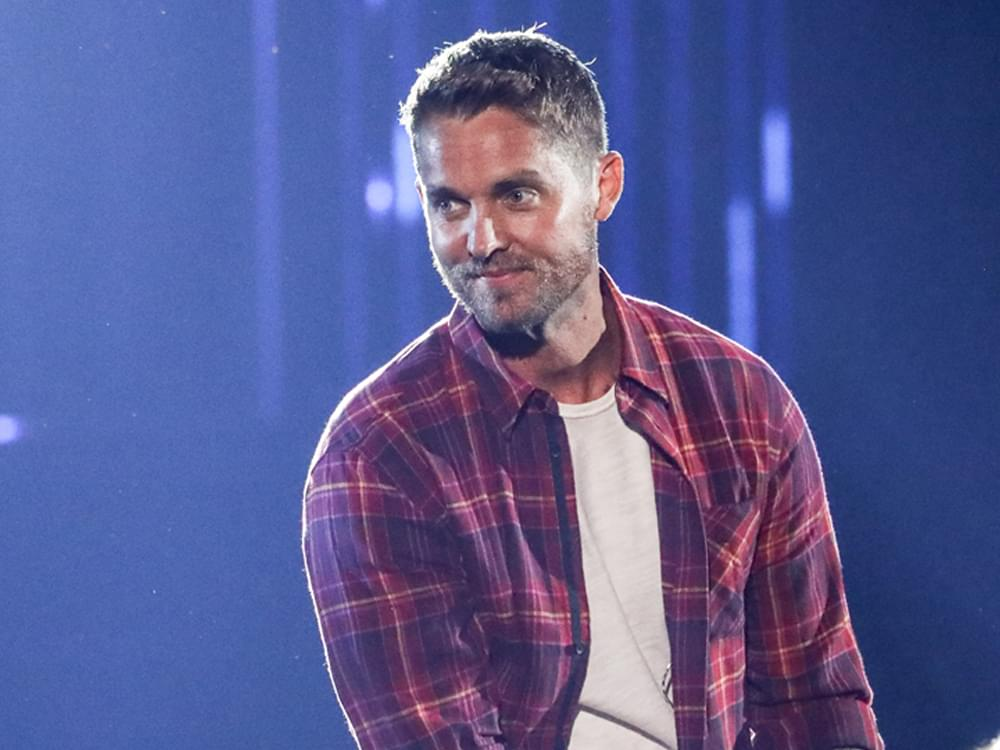 "Brett Young Covers Gavin DeGraw's 2011 Chart-Topper, ""Not Over You"" [Listen]"