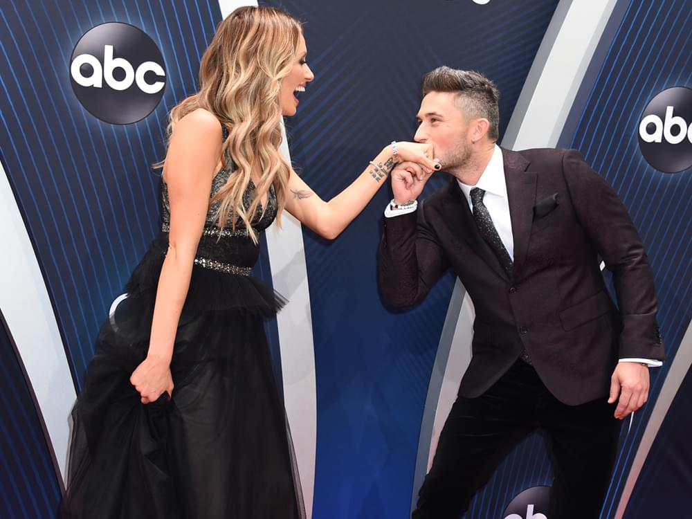 Michael Ray and Carly Pearce Announce Engagement