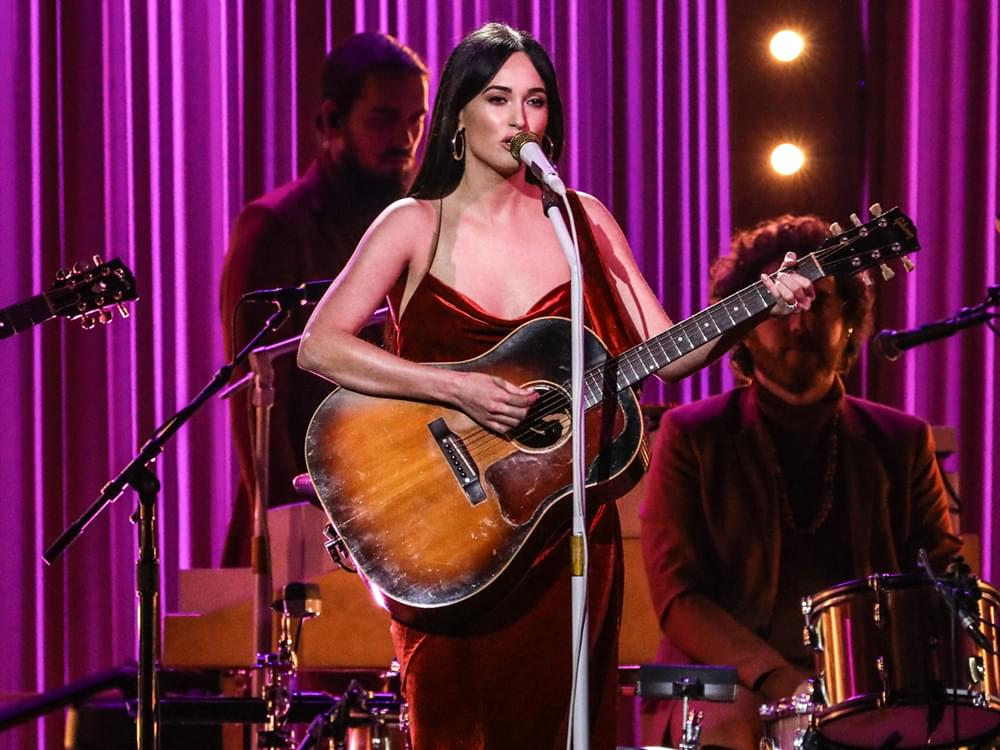 "Kacey Musgraves Adds More Dates to Her ""Oh, What a World Tour"""