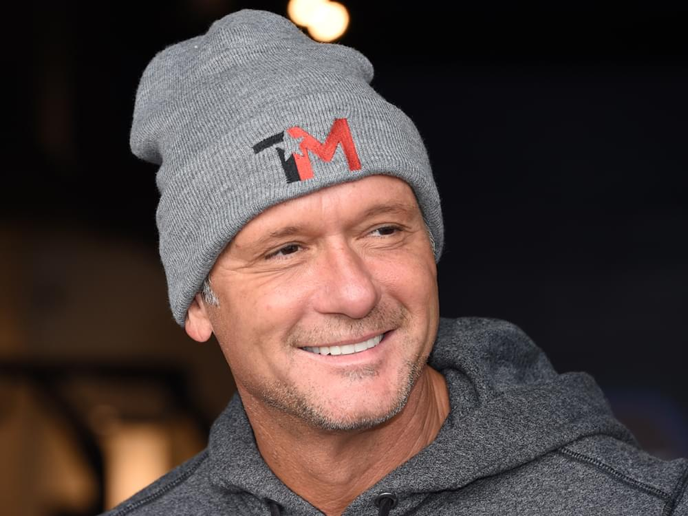 Tim McGraw Opens His New Nashville Fitness Club [Photo Gallery]