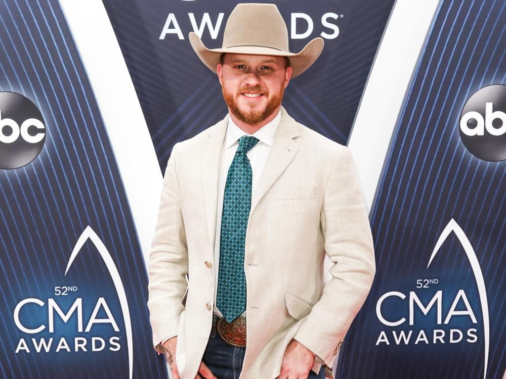 """Texas Traditionalist Cody Johnson Has a New No. 1 Album . . . and Nothing But """"Love & Respect for Florida Georgia Line & Sam Hunt"""""""