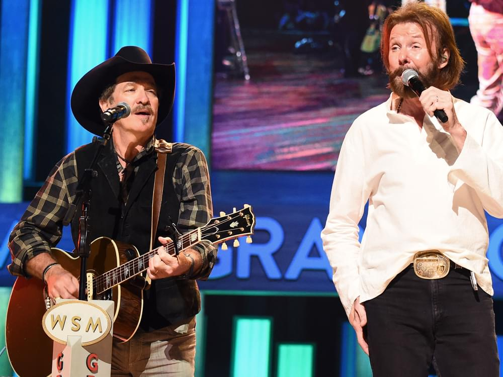 "Brooks & Dunn to Release New ""Reboot"" Album Featuring 12 Duets With Thomas Rhett, Kane Brown, Kacey Musgraves, Midland & More"