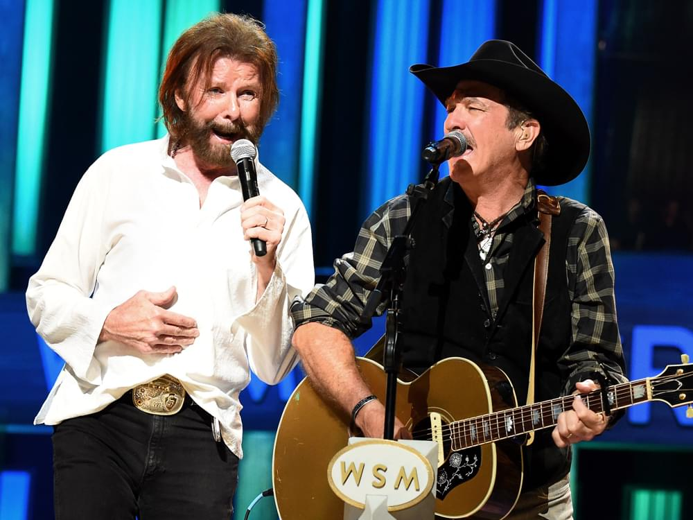 "Brooks & Dunn Reveal ""Reboot"" Track List + Listen to the Duo Collaborate With Jon Pardi on ""My Next Broken Heart"""
