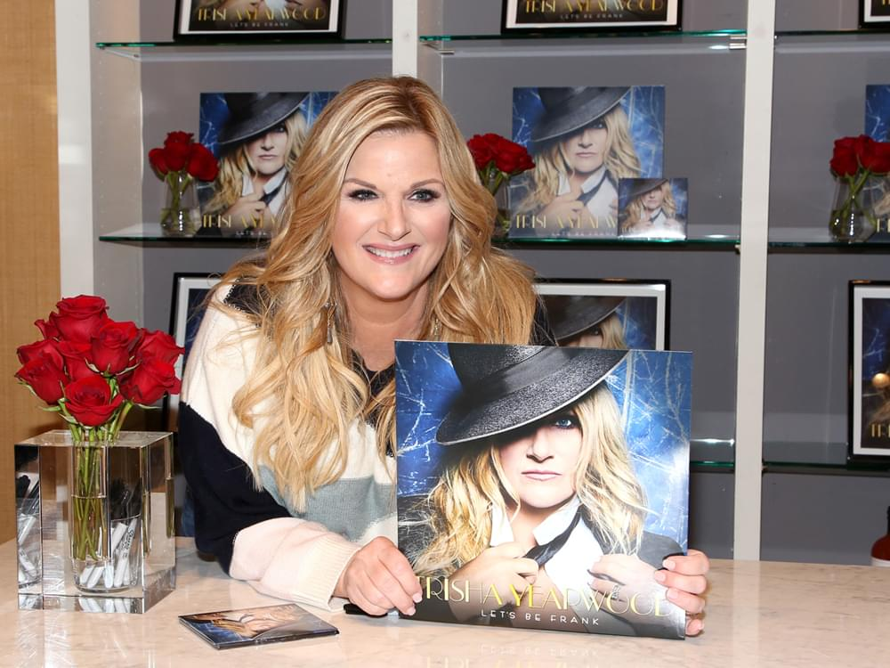 "Trisha Yearwood Hosts ""Let's Be Frank"" Album Release Party in NYC [Photo Gallery]"