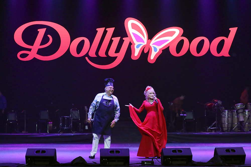 Dolly Parton Opens Dollywood for the 2019 Season With New