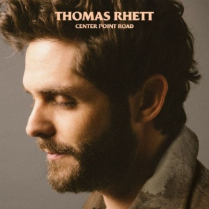 "Thomas Rhett's New Album, ""Center Point Road,"" Debuts Atop the All"