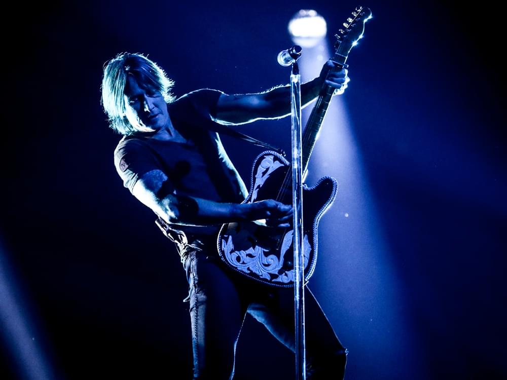 "Listen to Keith Urban's Powerful New Song, ""Burden"""
