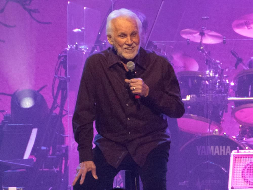 "Kenny Rogers Releases Statement After ""Wild Misinformation"" Regarding His Poor Health"