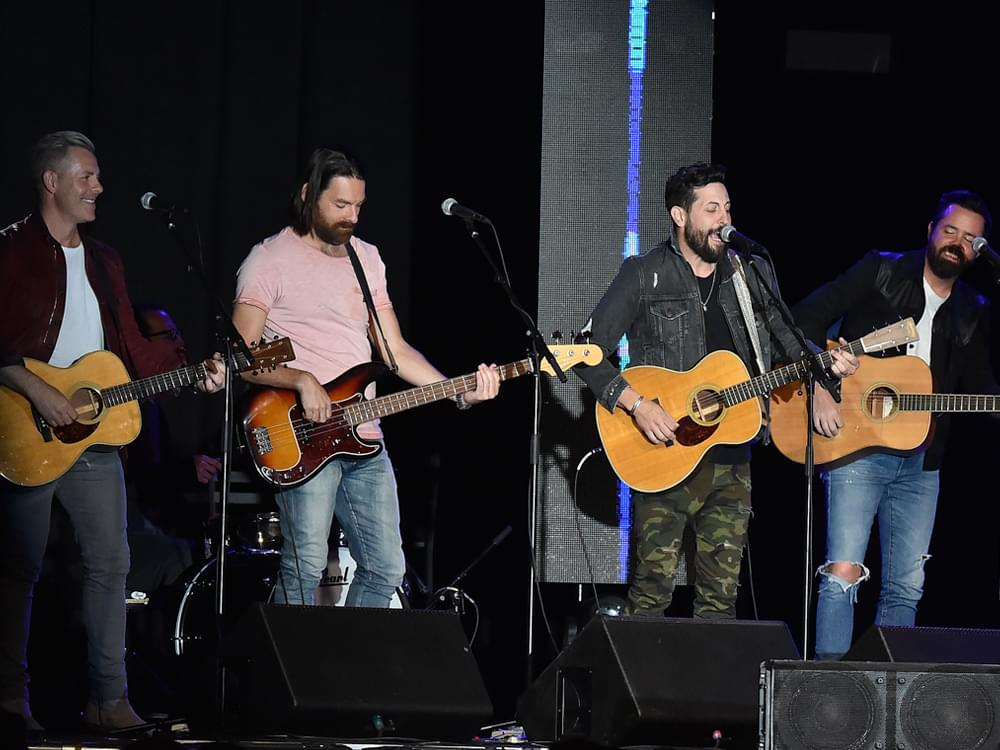 "Old Dominion Flips the Scrip With New Single, ""One Man Band"" [Listen"