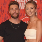 Watch Chris Lane Propose to Lauren Bushnell