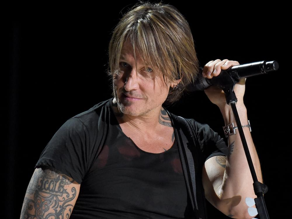 "Watch Keith Urban's Ambitious New One-Shot Video for ""We Were"""