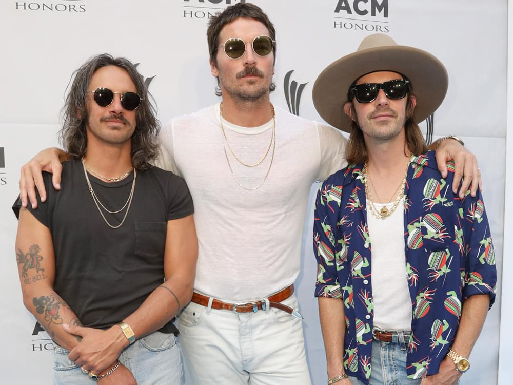 Midland Debuts at No  1 on Billboard's Top Country Albums