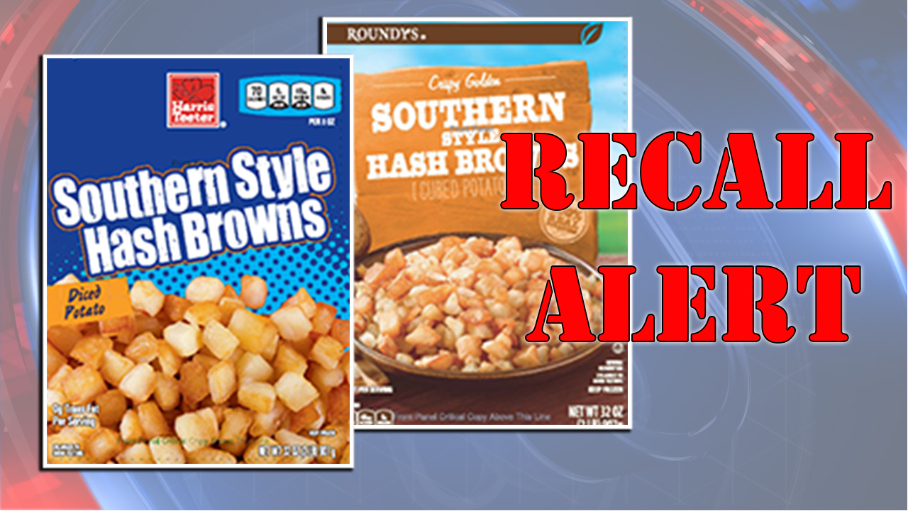 Roundy's Frozen Hash Browns Recall