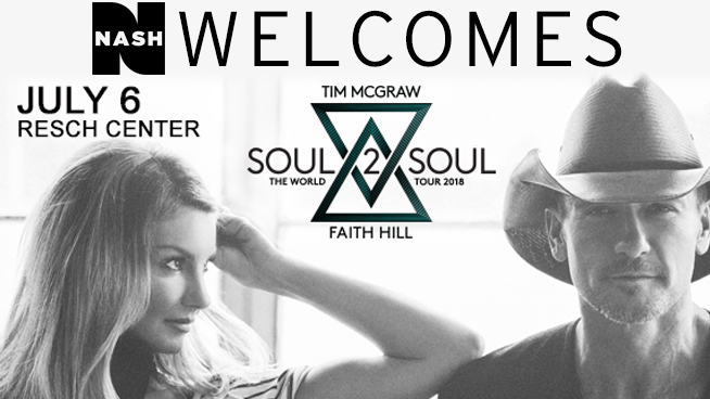 Tim McGraw & Faith Hill – The Soul to Soul Tour in Green Bay