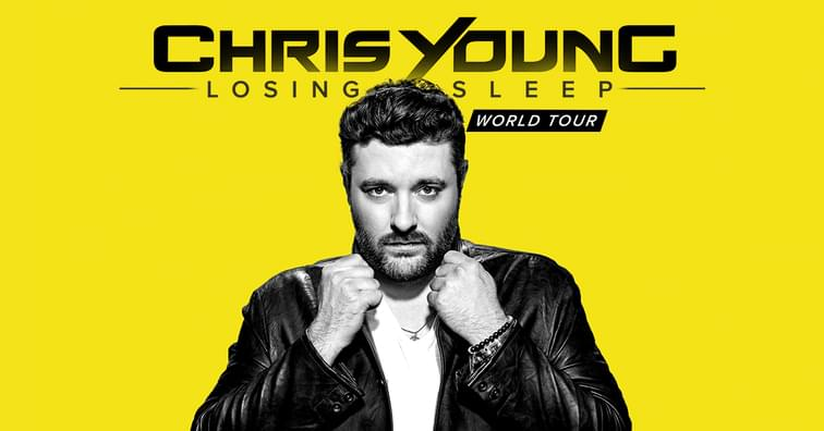 Chris Young in Milwaukee. Win Tickets
