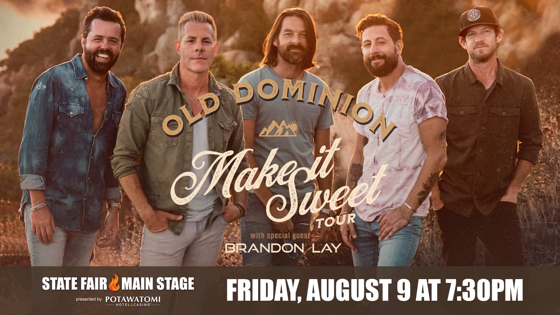 Win Old Dominion Tickets!