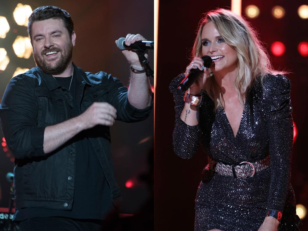 ACM Honors Ceremony to Feature Miranda Lambert, Chris Young, Midland, Lauren Alaina, Billy Joe Shaver & More