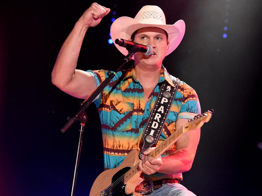 """Listen to Jon Pardi's Laid-Back New Song, """"Tequila Little Time"""""""