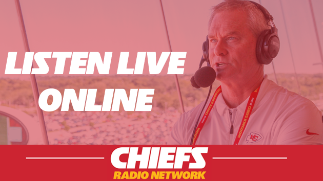 Listen to the CHIEFS Broadcast Online Via Computer or Laptop