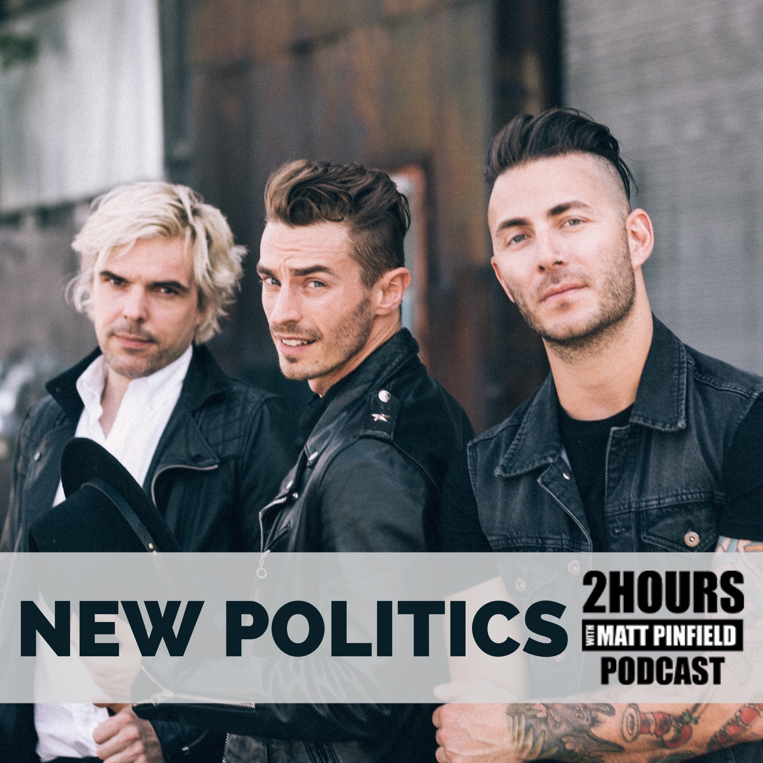 New Politics Pod SQUARE
