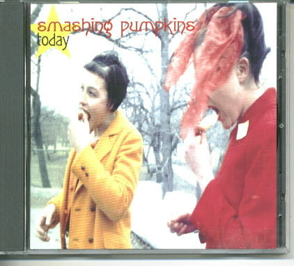 Smashing Pumpkins Today Single
