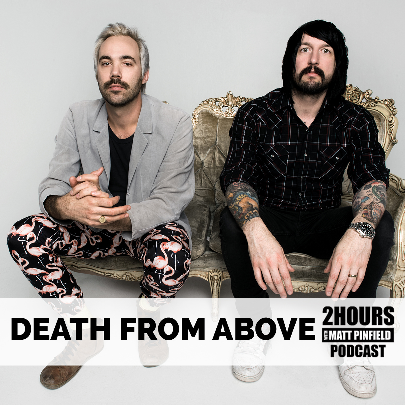 Death From Above Pod SQUARE