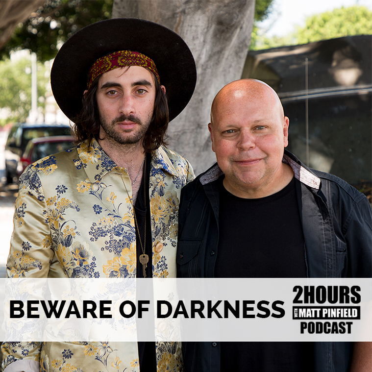 Beware Of Darkness Pod 02 SQUARE