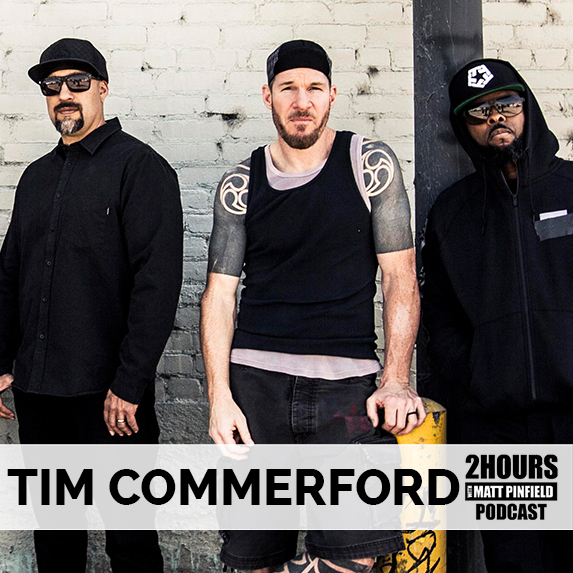 Tim Commerford Pod SQUARE
